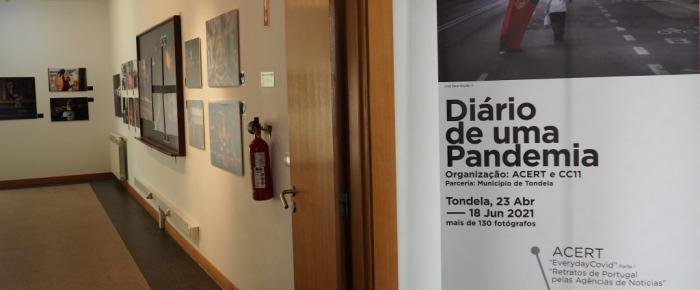 """Depois de Lisboa, Tondela acolhe Exposição """"Diário de uma Pandemia"""""""