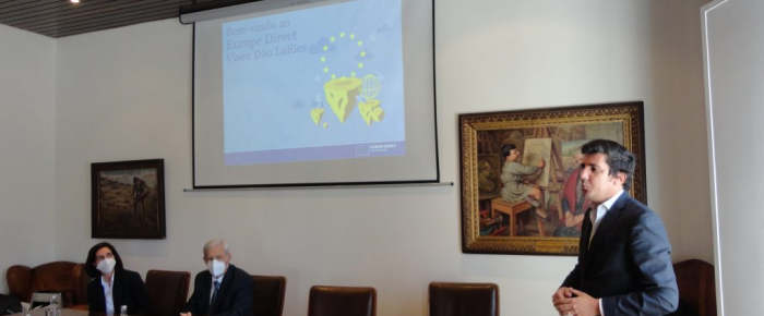Candidatura vencedora traz Centro Europe Direct para Viseu Dão Lafões