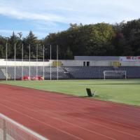 Carlos Lopes dá nome à pista de atletismo do Fontelo