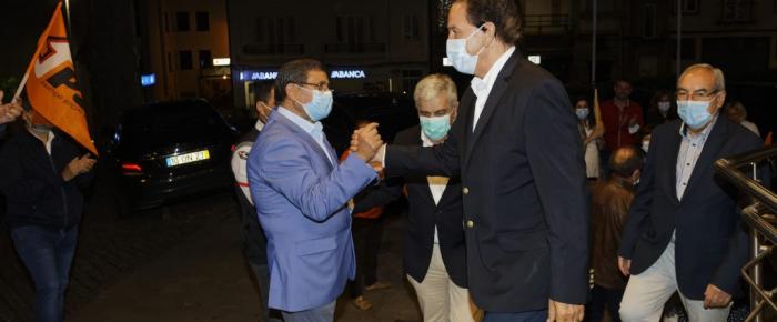 Fernando Ruas (PSD) regressa à presidência com maioria absoluta