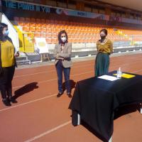 1,4 milhões de euros para novo relvado e pistas de atletismo no Fontelo