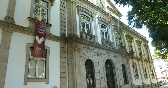 Presidente e vice-presidente assumem funções na Câmara de Viseu