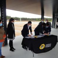 Selecção de Futsal prepara Mundial na Academia de Mundão